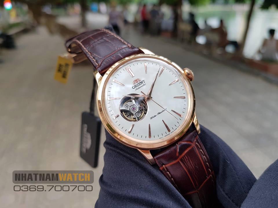 Orient RA-AG0001S10B Open Heart