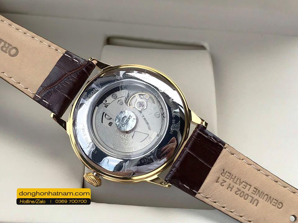 Orient Bambino RA-AG0003S10B Open Heart