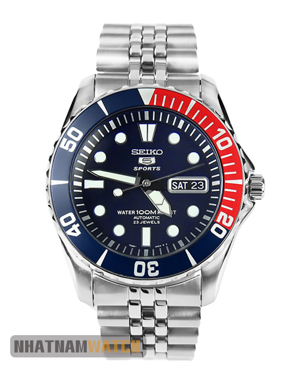 Đồng hồ Seiko SNZF15K1 Automatic