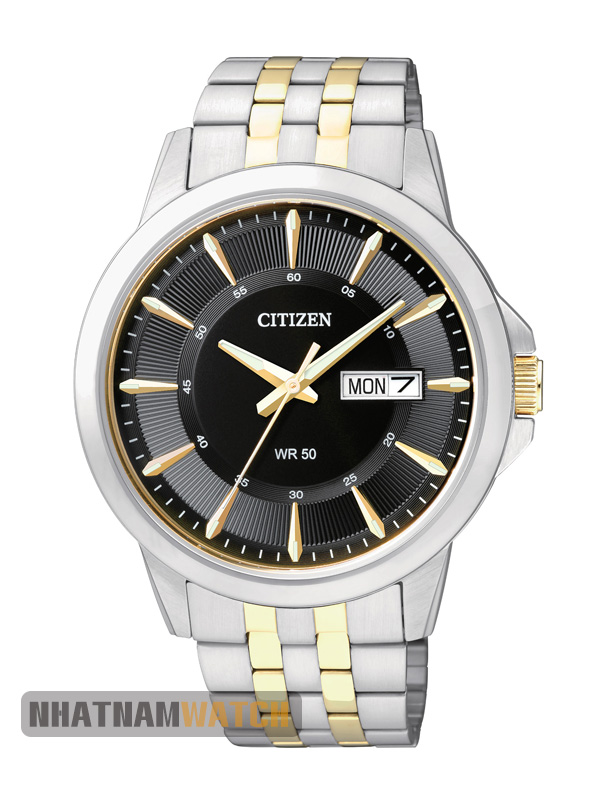 Đồng hồ Citizen BF2018-52E Stainless Steel
