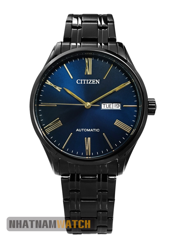 Citizen NH8365-86M Automatic Black Full
