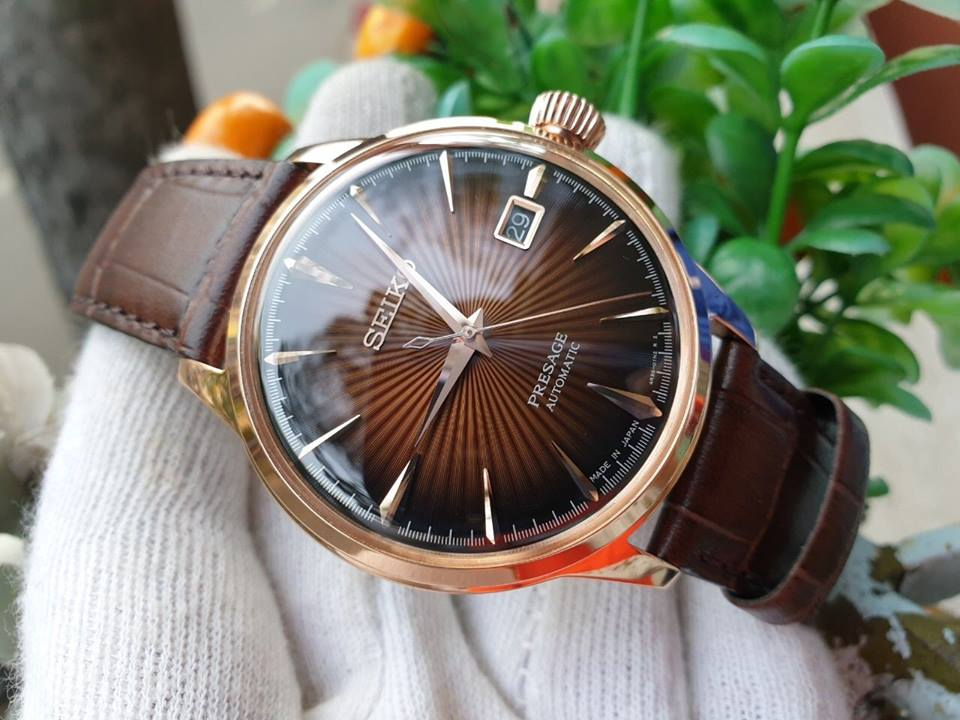 Đồng hồ Seiko SRPB46J1 Presage Automatic