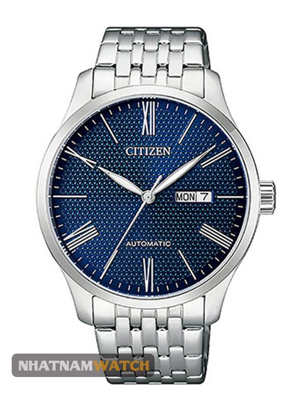 Citizen NH8350-59L Automatic Blue Dial
