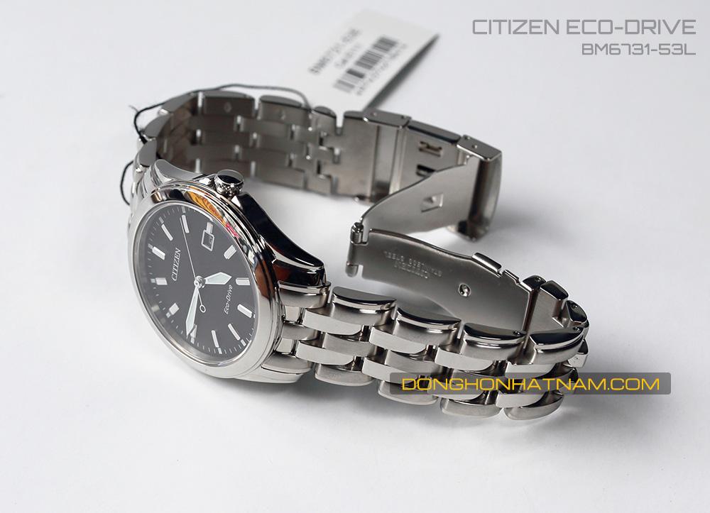 Đồng hồ Citizen BM6731-53L Eco-drive Steel
