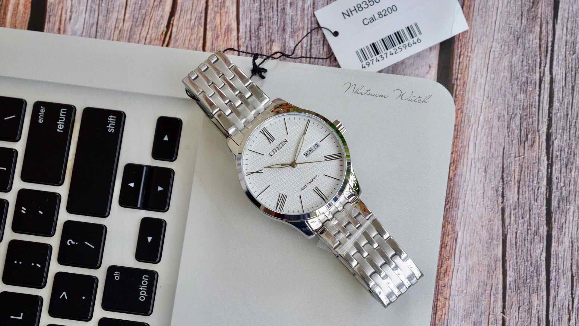 Đồng hồ Citizen NH8350-59A Automatic