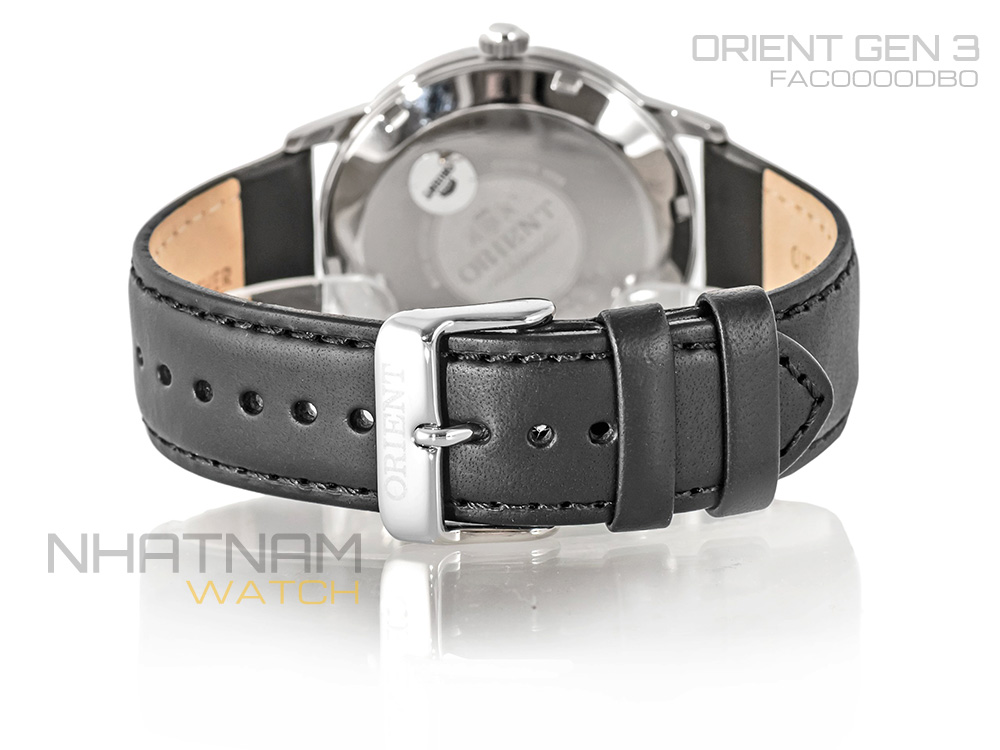 Orient Bambino Gen 3 FAC0000CA0 Leather