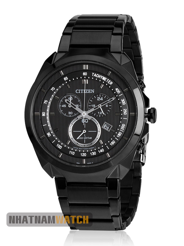 Citizen AT2155-58E Eco-drive Full Black