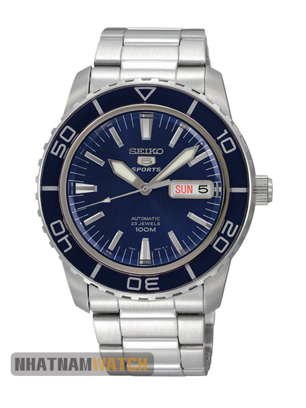 Đồng hồ Seiko SNZH53K1 Automatic Blue