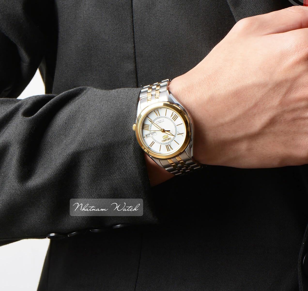 Đồng hồ Seiko SNKL36K1 Automatic Demi