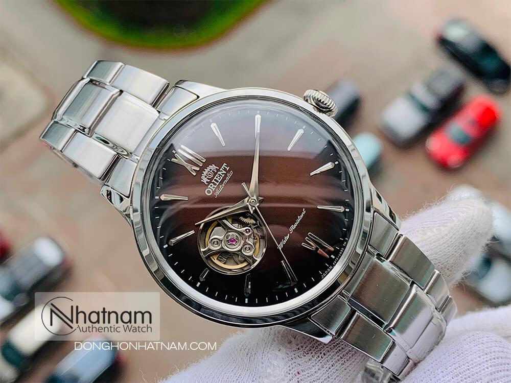 Đồng hồ Orient Bambino RA-AG0027Y10B Open Heart