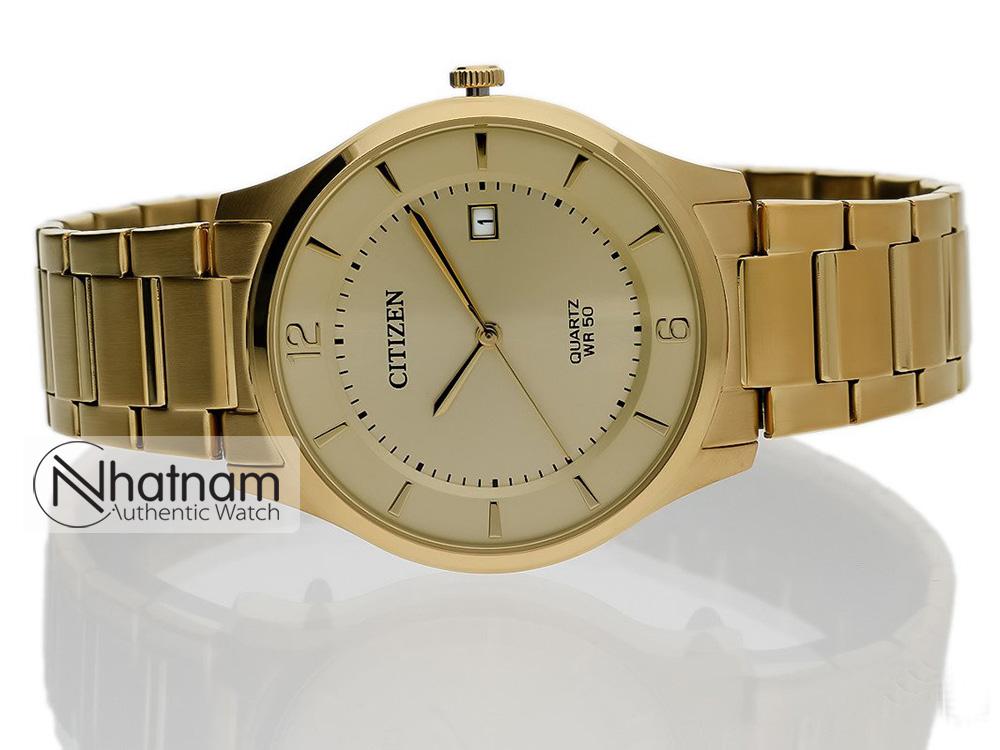 Citizen BD0043-83P Gold Tone