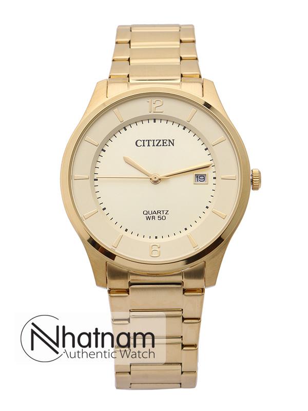 Citizen BD0043-83P Gold Tone Steel