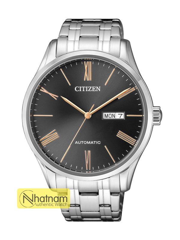 Citizen NH8360-80J Automatic 41mm