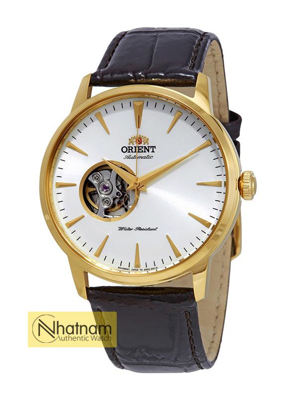 Orient SAG02003W0 Esteem 2 Gold Leather