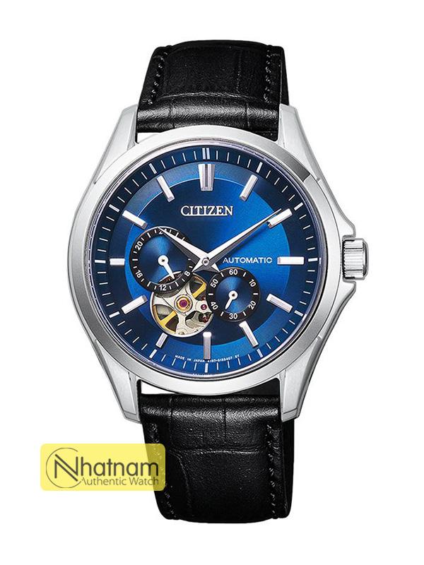 Citizen NP1010-01L Automatic Blue Leather