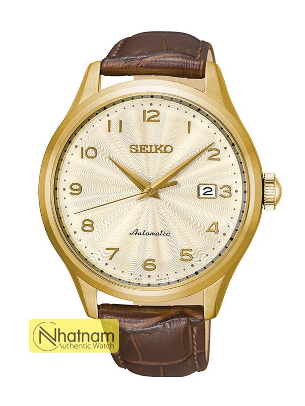 Seiko SRPC22J1 Automatic Leather
