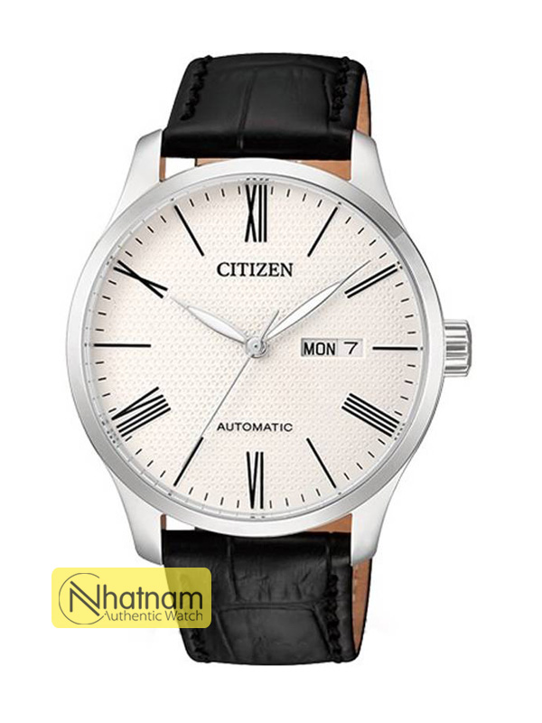 Citizen NH8350-08A Automatic Leather 40mm