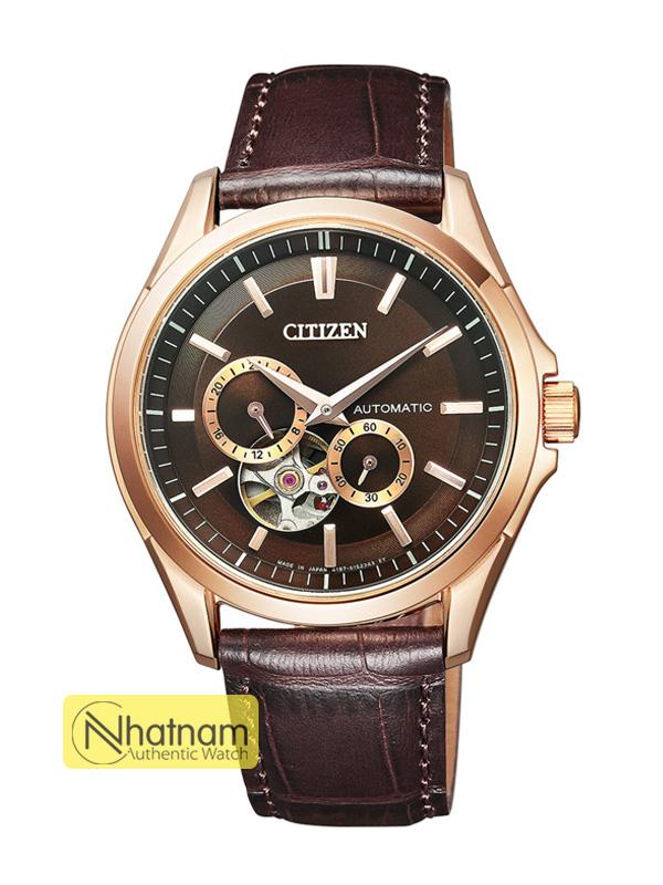 Citizen NP1014-05X Automatic Leather