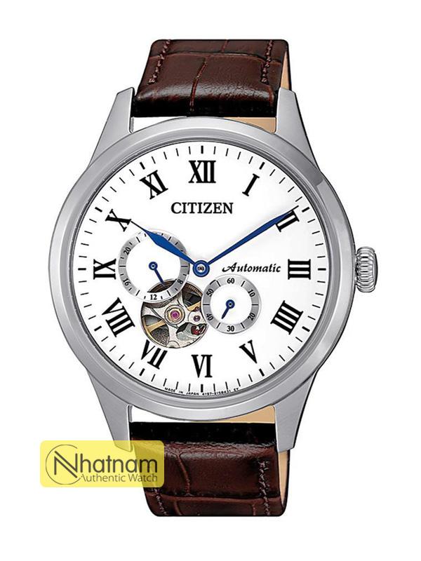 Citizen NP1020-15A Automatic Leather
