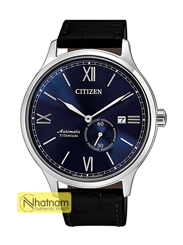 Citizen NJ0090-21L Automatic Titanium