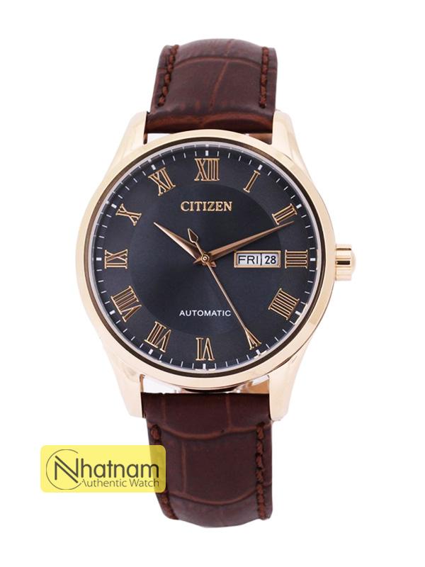 Citizen CH8363-14H Automatic Leather