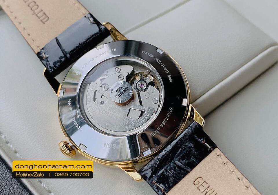 Orient Fag02003w0 Back