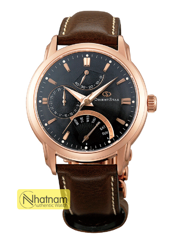 Orient Star SDE00003B0 Automatic Chocolate