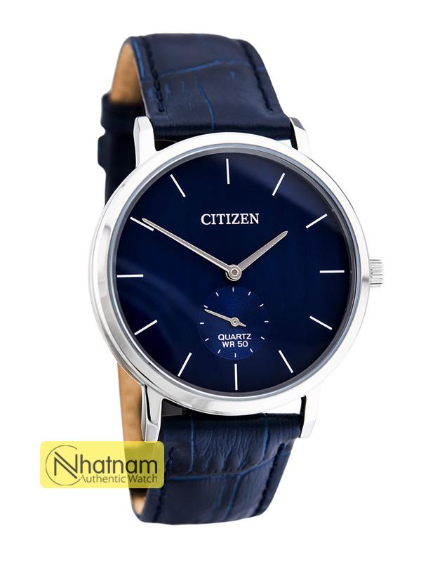 Citizen BE9170-05L Quartz Leather