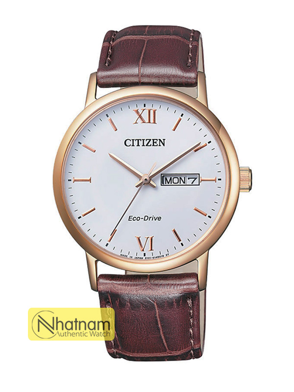 Citizen BM9012-02A Eco-drive Leather