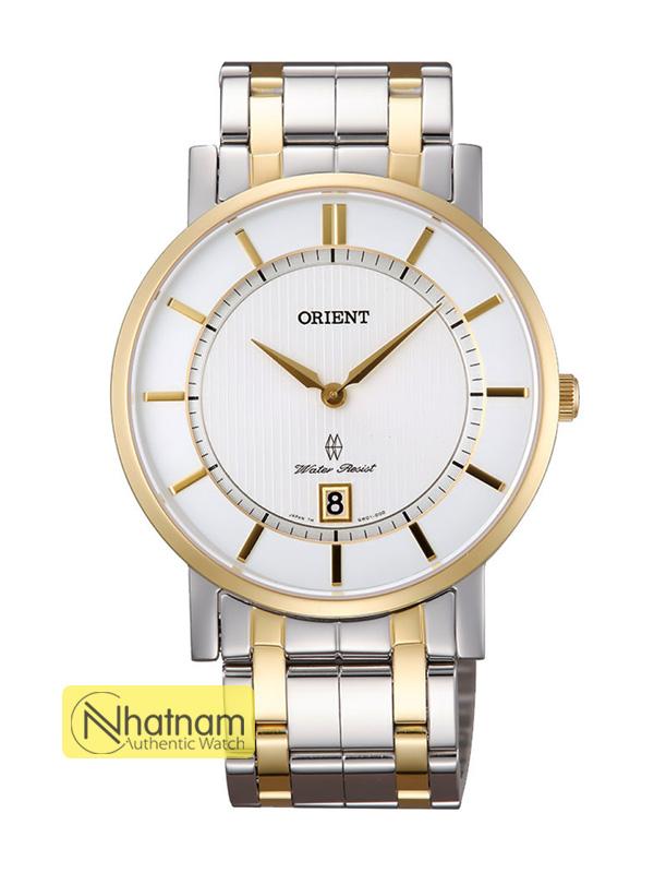 Orient FGW01003W0 Quartz Demi Steel