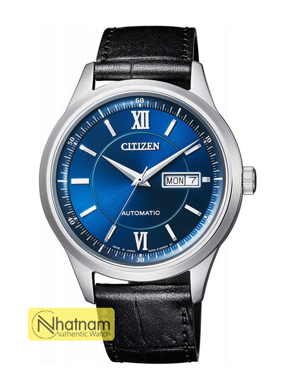 Citizen NY4050-03L Automatic Leather