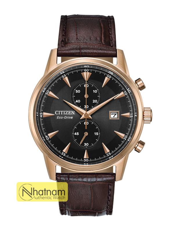 Citizen CA7003-06E Eco-drive Leather