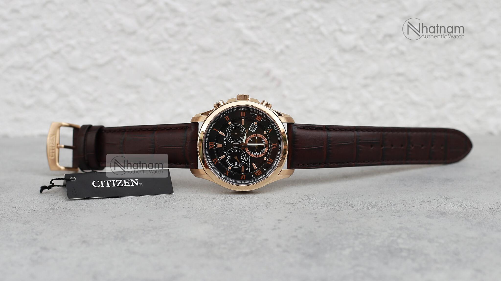 Citizen BL5542-07E Eco-drive Leather