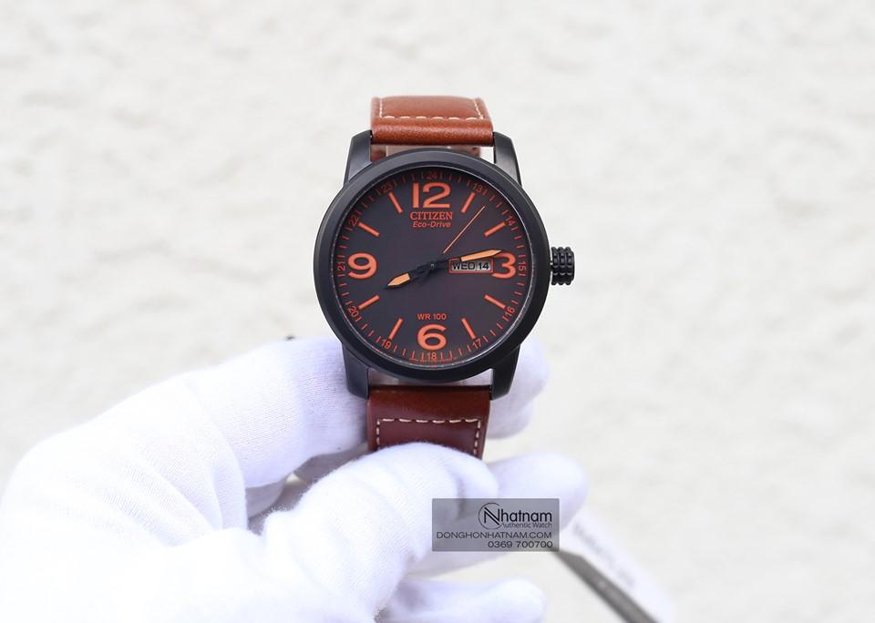 Citizen BM8475-26E Eco-drive Leather
