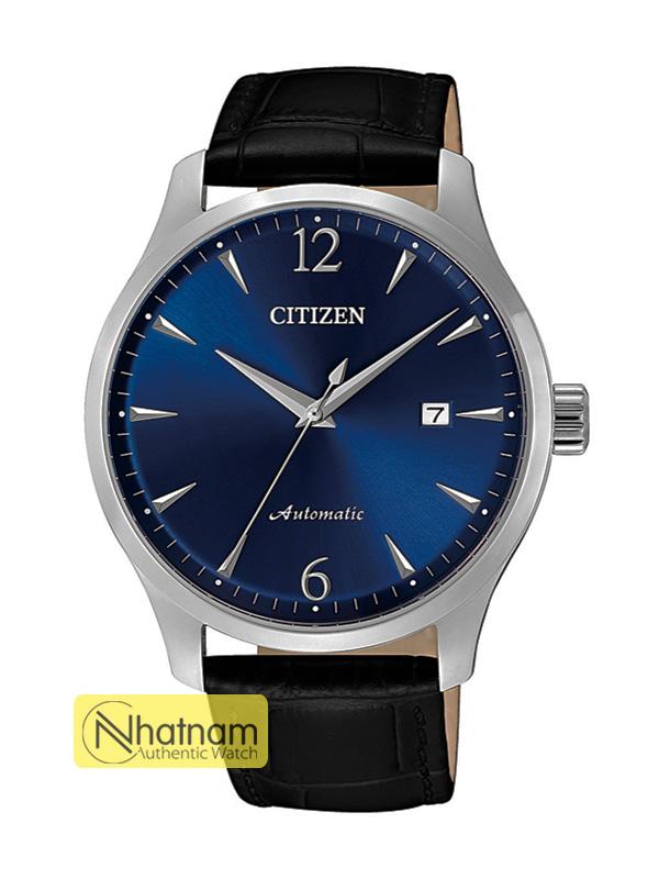 Citizen NJ0110-18L Automatic Leather