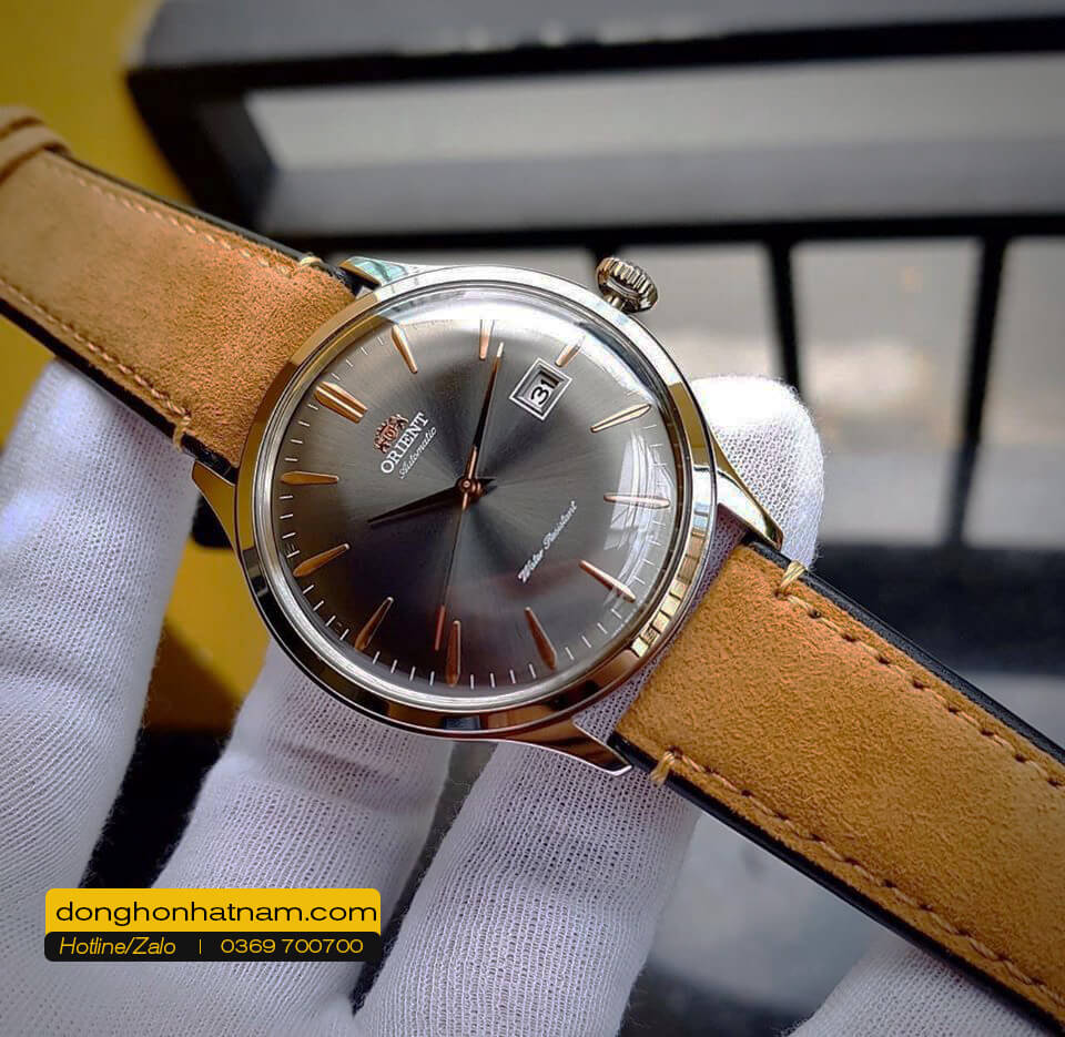 Orient Bambino FAC08003A0 V4 Leather