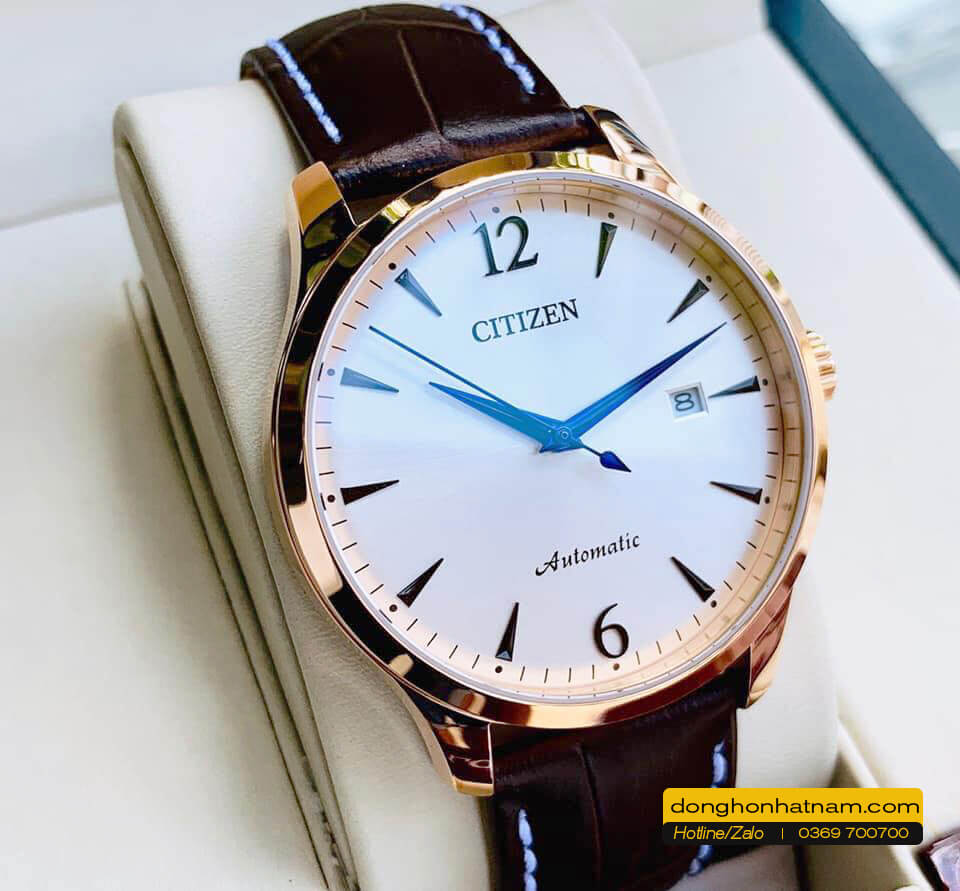 Citizen NJ0113-10A Automatic Leather