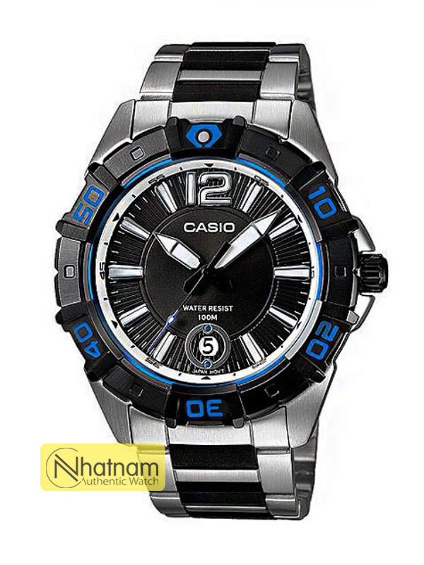 Casio MTD-1070D-1A1VDFDI Analog Quartz