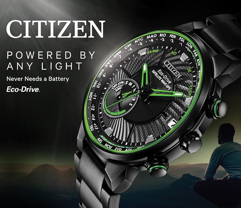 Dong Ho Citizen Eco Drive 1