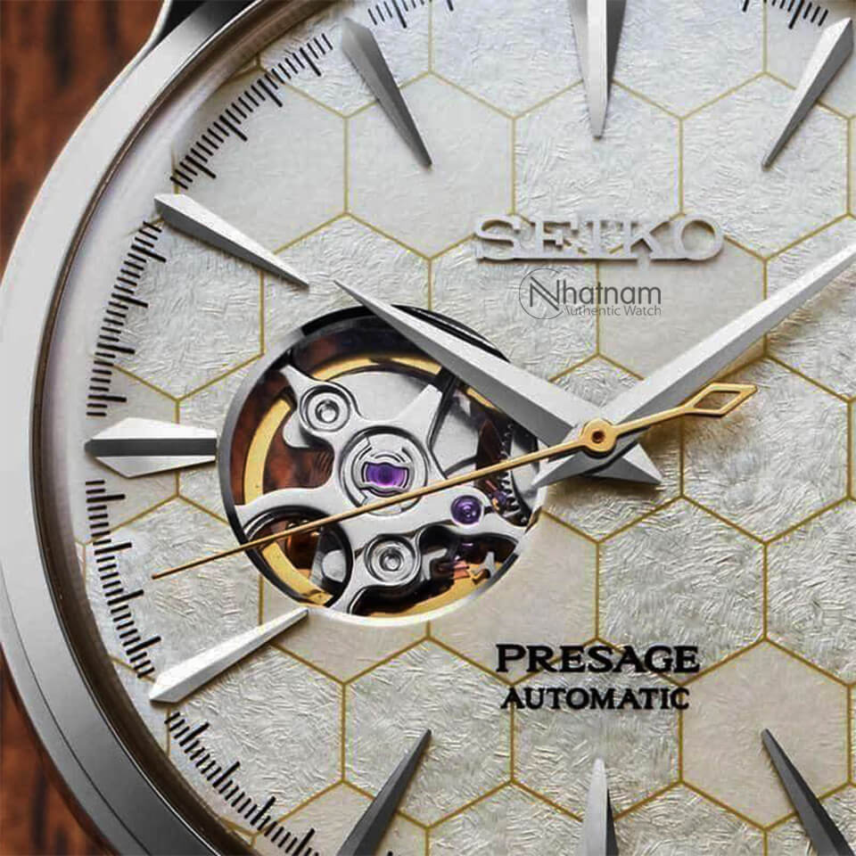 Seiko Presage Ssa409j1 Limited
