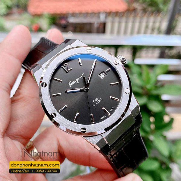 Salvatore Sfdt00219 F 80 Black