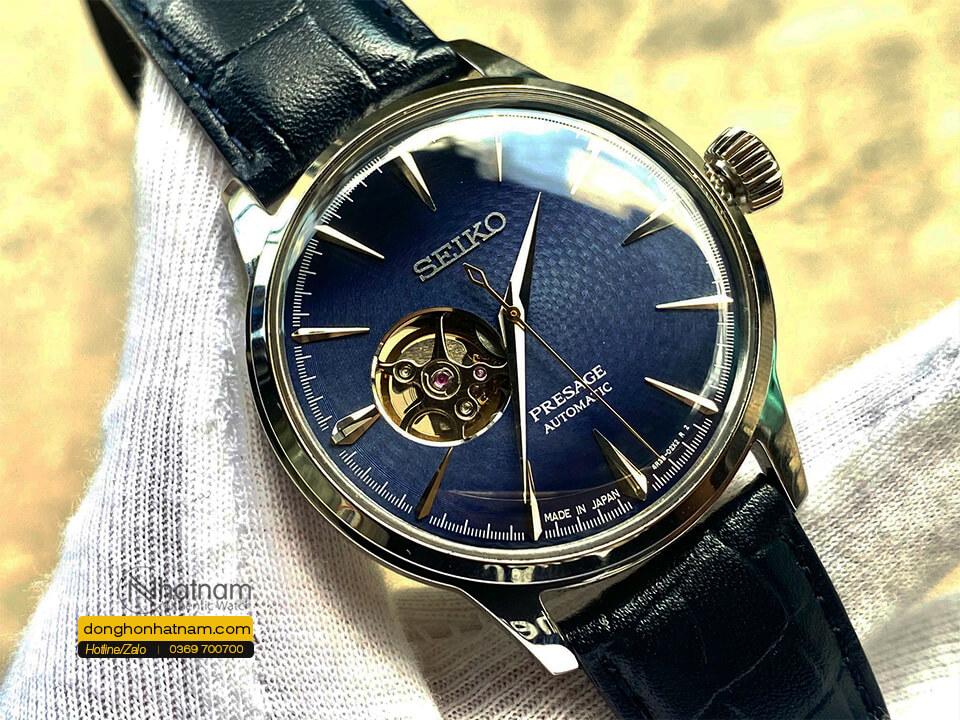 Seiko Ssa405j1 Blue