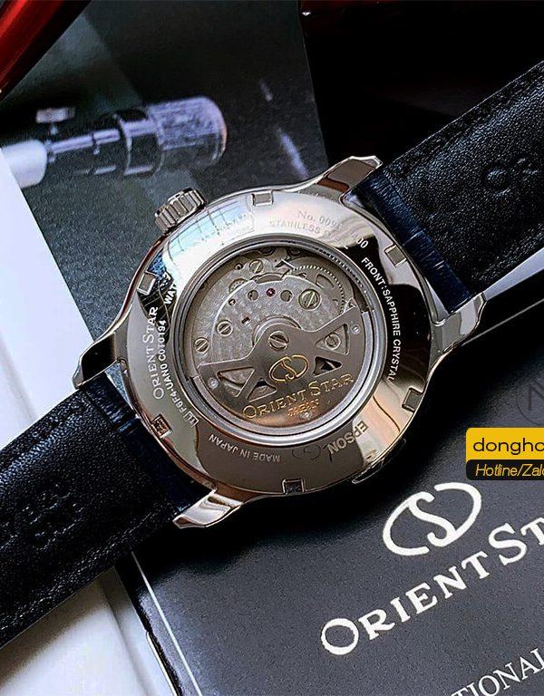 Case Orient Star Limited