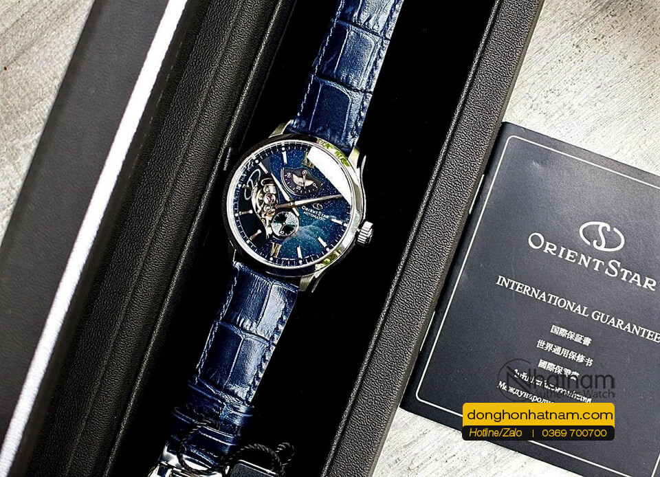 Orient Star Limited Edition