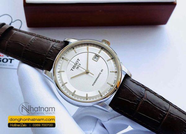 Tissot Powermatic 80 Mat Trang