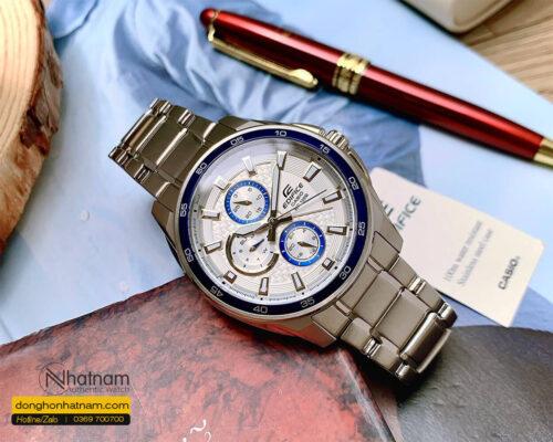 Casio Ef 334d 7avudf Steel