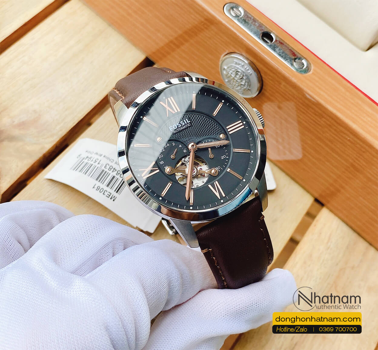 Fossil Me3061 1