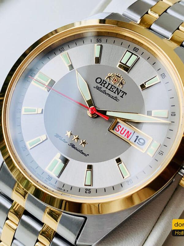 Orient Three Star Ra Ab0028s19b