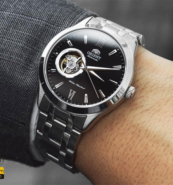 Orient Fag03001b0 Black Dial